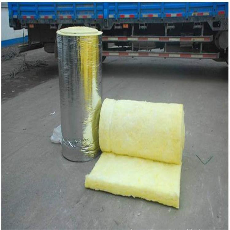 玻璃棉板 销售贴铂玻璃棉卷毡 长期供应
