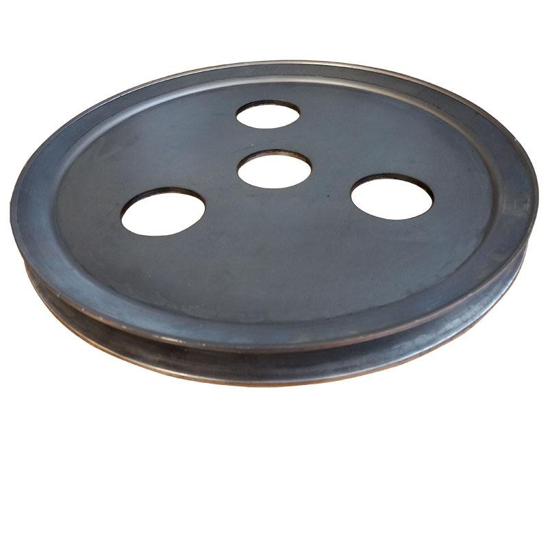 厂家定做旋压皮带轮 冷板 可加工定制旋压加工示例图4