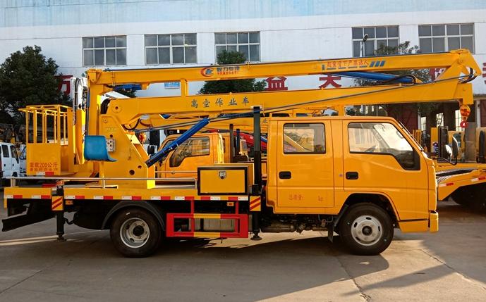 17.5米18米江鈴 升降車 高空作業車 高空升降作業車 JX1061TSGA26 程力 廠家供應