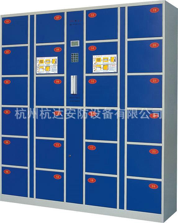 厂家定做 一卡通电子存包柜 储物柜  公检法专用寄存柜示例图71