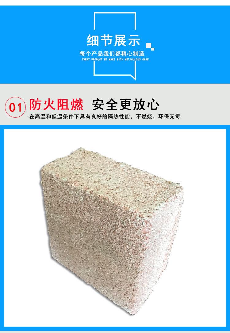 河南现货水泥板红色防火隔离带防火门芯板 珍珠岩门芯板 门芯板示例图4