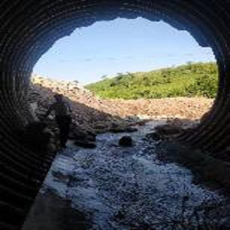 金屬波紋管重慶華安公路市政專用 鋼波紋管涵 金屬波紋管涵
