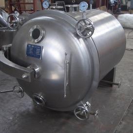 真空干燥机 圆形真空干燥机 烘干箱 蒸汽加热 圆形真空干燥箱 医药烘干设备