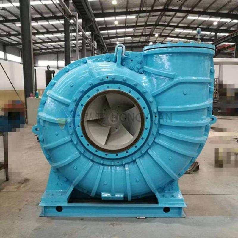 河北汉江弘源  卧式渣浆泵 250ZJ-I-A65离心式渣浆泵  陶瓷泵