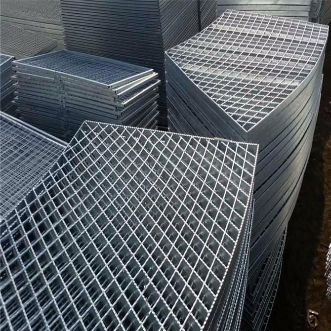 安平 鋼格柵板G203/30/50  防滑鋼格板  豐旭澤 齒形鋼格板廠家定制  質優價廉