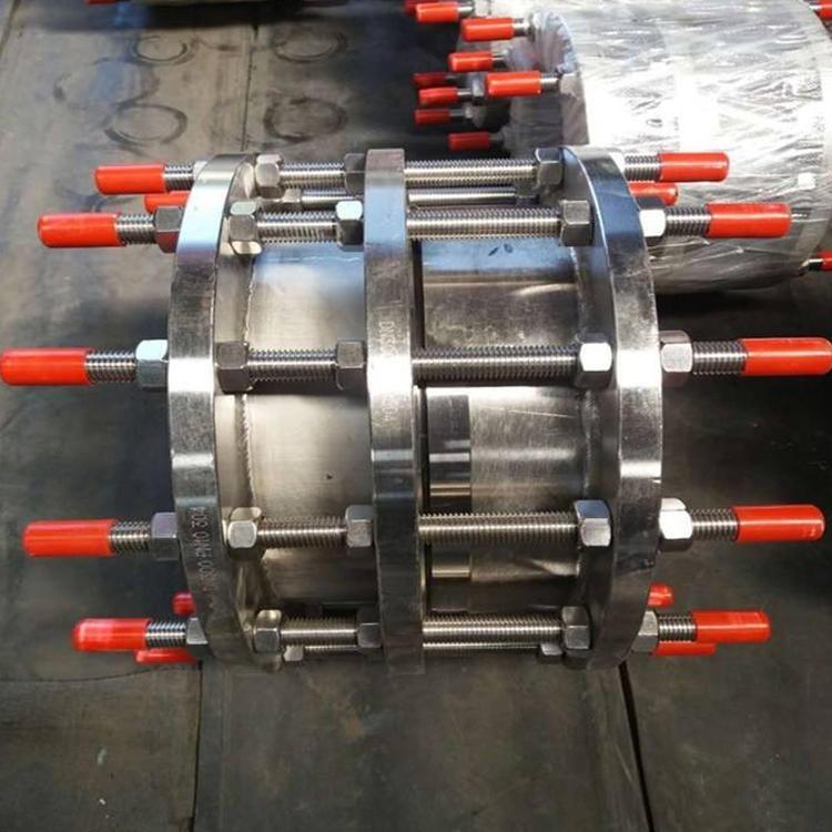不锈钢可拆式传力接头 不锈钢双法兰松套传力接头VSSJAFC/CC2F型联通