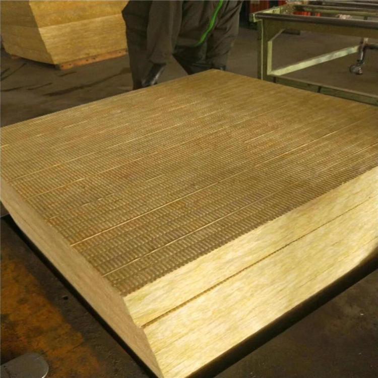 廠家直銷豎絲巖棉板  砂漿巖棉復合板 雙面插絲巖棉板價格