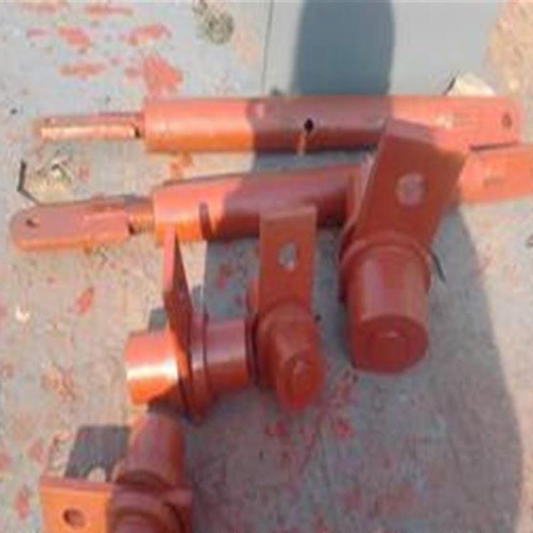 LP帶補償器水平圓形管道焊接支架 安裝說明