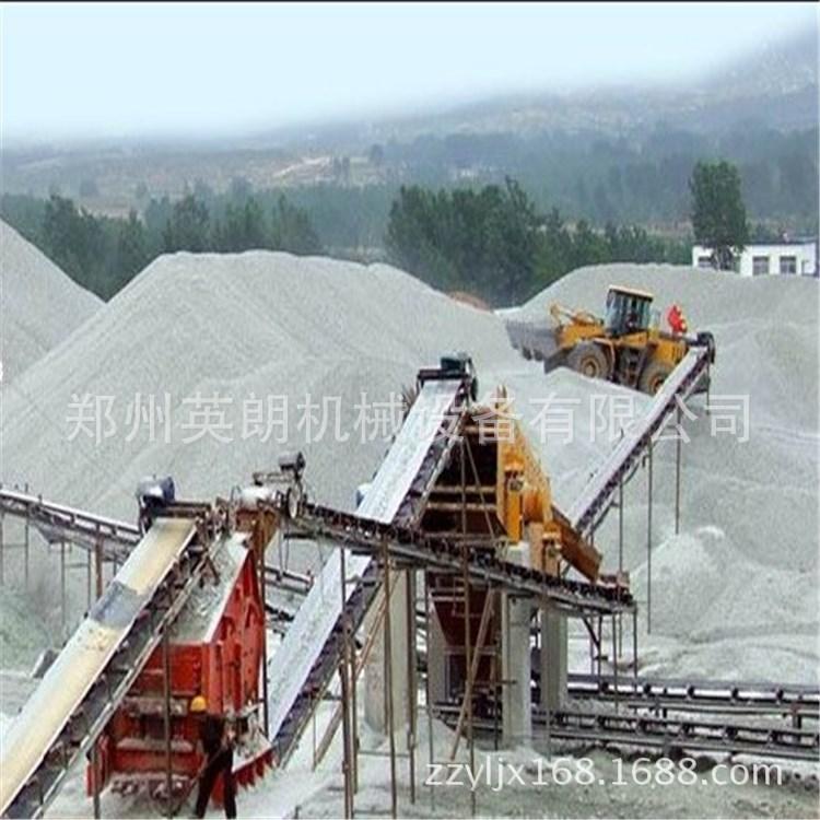 砂石骨料破碎生产线 200T青石制砂生产线 矿山制砂整套石料生产线示例图8