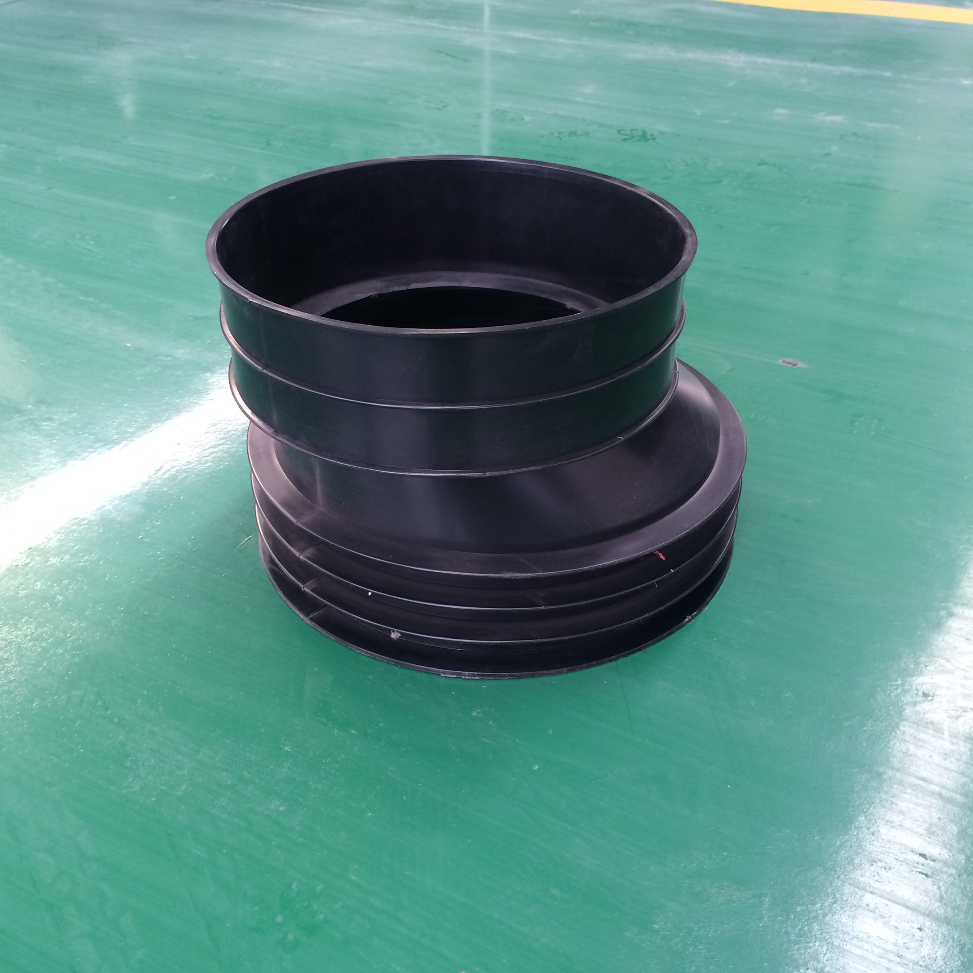 450*300流槽直通井 塑料检查井 华北大型生产厂家 售后服务有保证示例图7