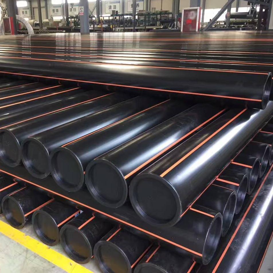 PE100燃氣管供應 山西PE燃氣管廠家 煤層氣HDPE燃氣管