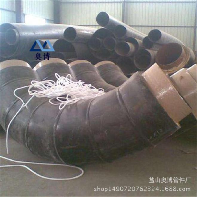 专业生产 保温弯头 预制直埋保温弯头 厂家批发 聚氨酯保温弯头示例图11