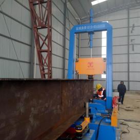 H型钢设备钢结构组立机江苏厂家|批发工字钢焊接设备组立机