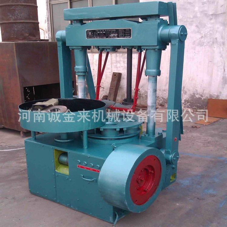 诚金来型煤设备云南蜂窝煤球机 兰炭粉 木炭粉 煤粉冲压成型设备示例图3