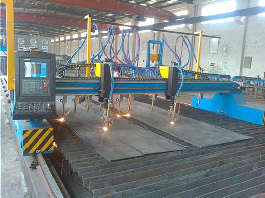 数控等离子切割机价格 钢结构设备厂家直销陕西甘肃数控切割机示例图5