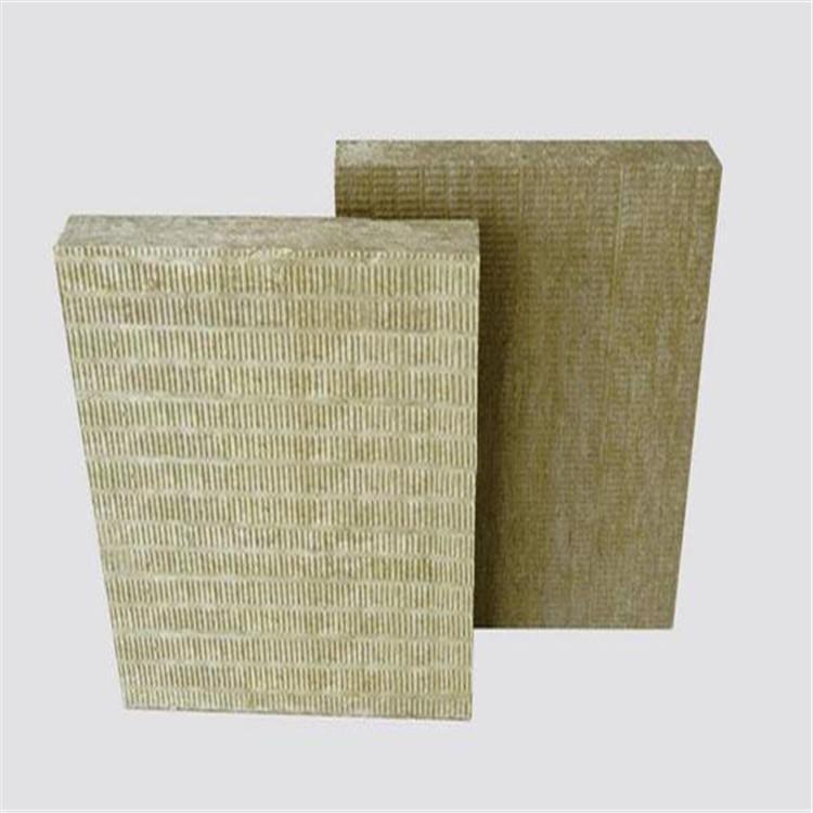外墙专用防火岩棉板 岩棉保温板 A级岩棉保温板 玄武岩棉板