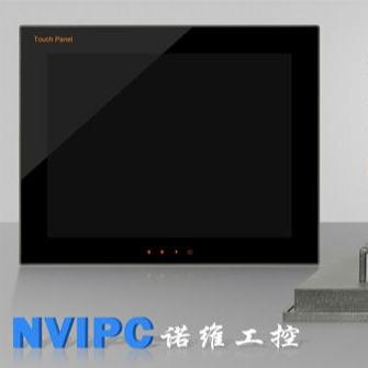 北京诺维工控厂家直销2020款15寸电阻触摸工业显示器 NPM-7150GTR电容触摸显示器 三防显示器 医疗显示器