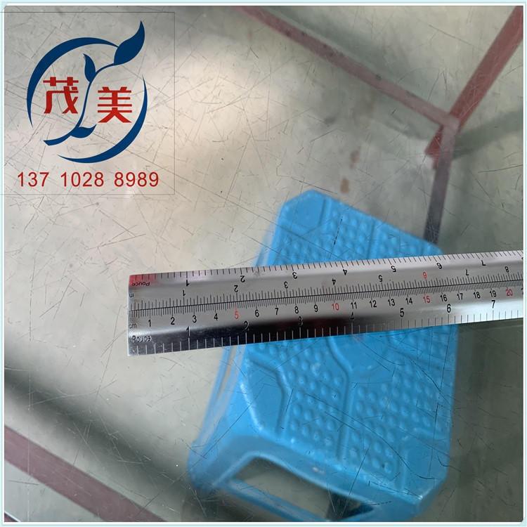 茂美5米鋼尺 不銹鋼鋼帶直尺 采用高硬度彈簧鋼制作 展開平直精度高圖片