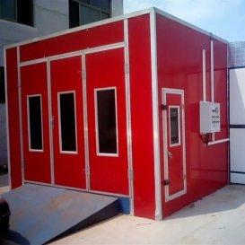 标准喷漆房,汽车喷漆房生产厂家,喷漆房厂家设计定做安装搬迁,鑫昌,4000×7000×3200
