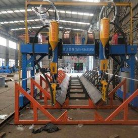 皇泰lmh-4000龙门焊江苏厂家直销 规格齐全 现货批发钢结构龙门焊