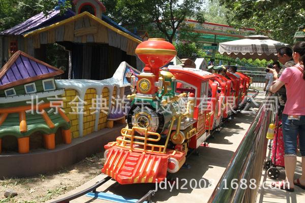 儿童小火车 儿童游乐设备示例图3