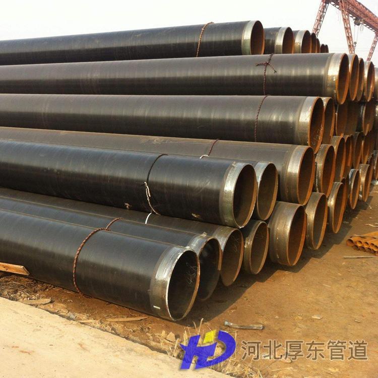 河北三層pe防腐鋼管 厚東管道 纏繞式3pe防腐鋼管 3pe加強級防腐鋼管 國標3pe防腐鋼管 可來圖定制