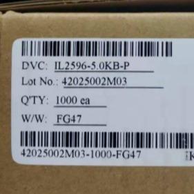IL2596-5.0KB-P IKSEMI 代理 觸摸芯片 單片機   電源管理芯片 放算IC專業代理商芯片