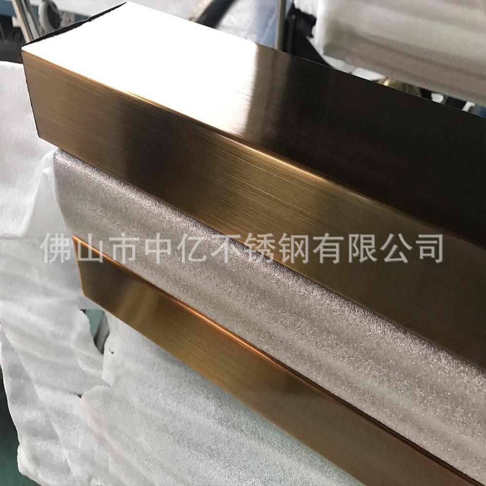 批发金属制品用430不锈钢管优质焊接管餐饮餐具用管不锈钢管材示例图16