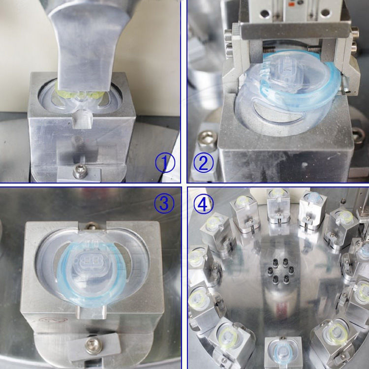 新品非标订做YX-2018 20KHz转盘式超声波塑焊接机,东莞超声波机示例图7