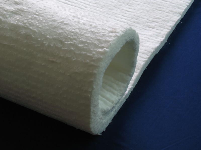 厂家供应优质硅酸铝 含铝保温毯保温棉针刺毯示例图9