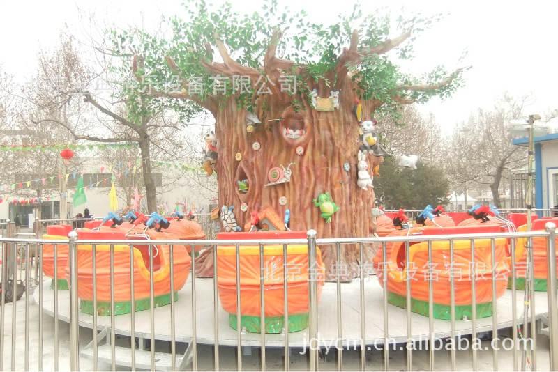 供应美人鱼游乐设备  室外游乐设备 北京游乐设备 广场游乐项目示例图1