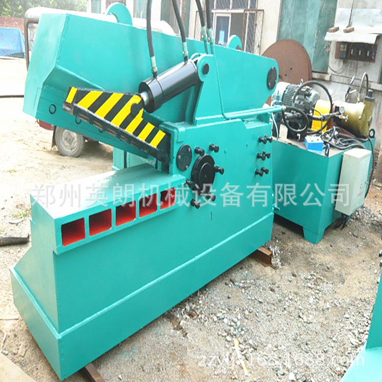 热销废旧金属鳄鱼剪切机 废铁液压鳄鱼剪 300吨钢板边角料剪断机示例图7