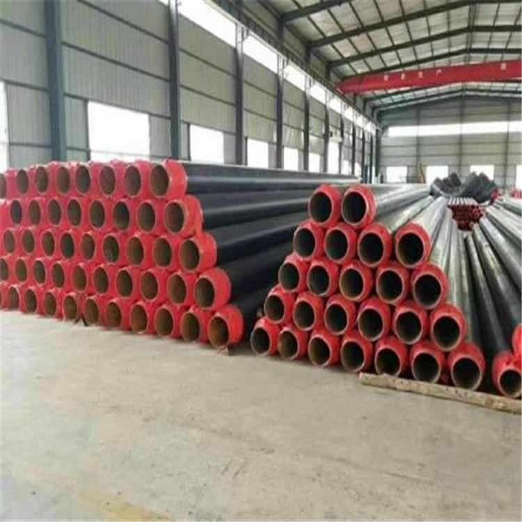 龍都供應 集中輸熱保溫管 冷凝水保溫輸送管 塑套鋼熱力管 熱銷產品 價格合理