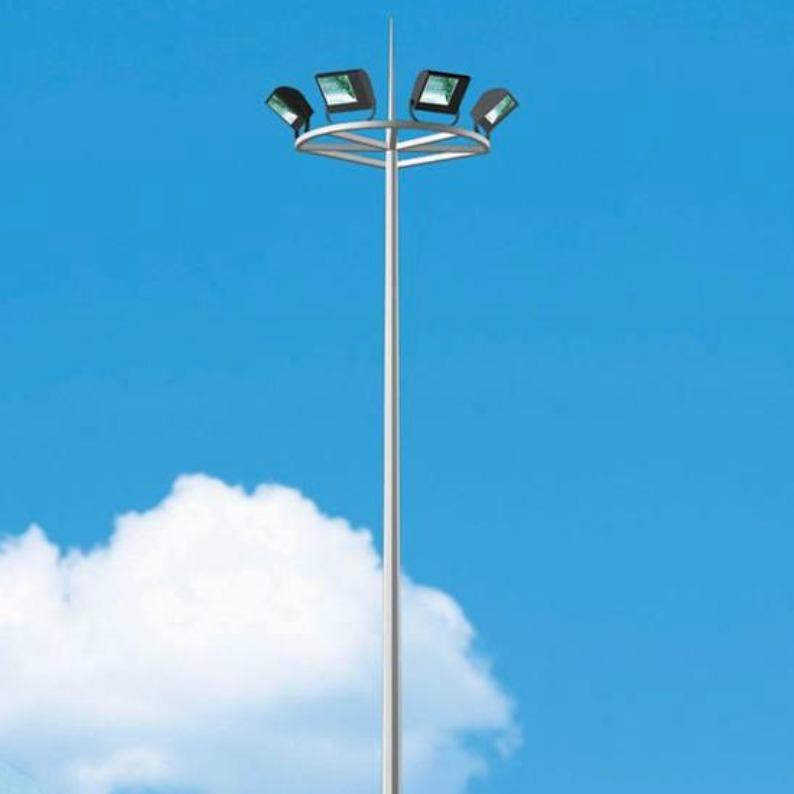 廠家直銷 浩騰照明HTGGD-023 福州市民廣場高桿燈 車站高亮LED升降高桿燈 高桿燈維修保養