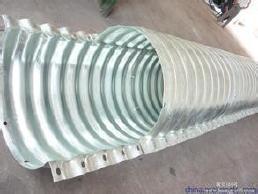 廠家供應 河北鋼波紋涵管 生產大口徑焊接拼接波紋涵管