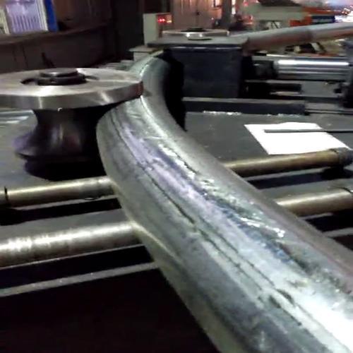 杭州 厂家定制生产 钢管冷弯机批发 工字钢冷弯机 H钢冷弯机示例图2