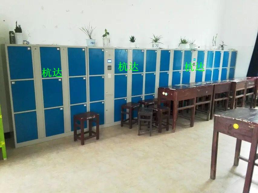 厂家供应定做10门信报箱文件柜铁皮更衣柜 1800高430宽400厚示例图29