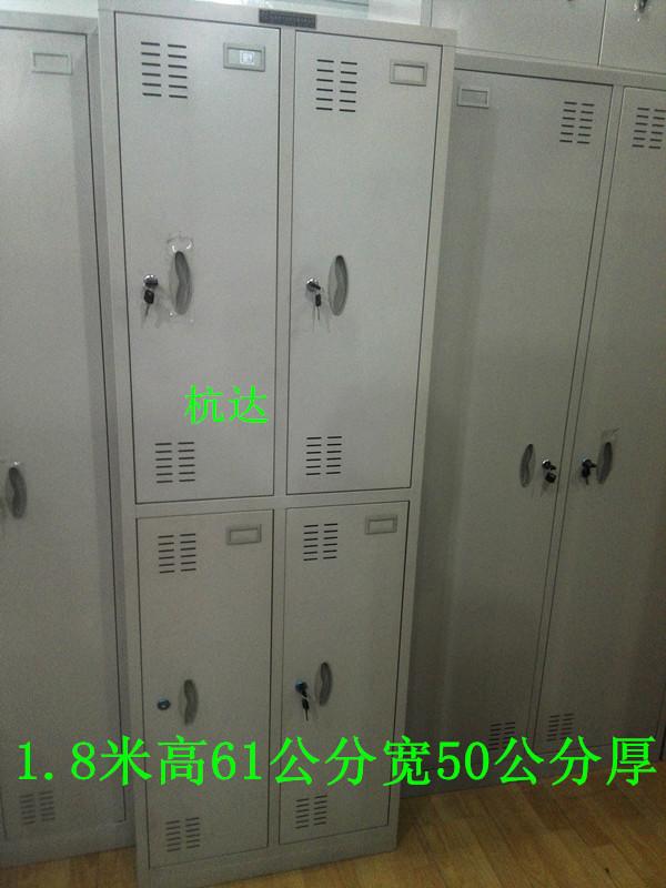 厂家供应定做10门信报箱文件柜铁皮更衣柜 1800高430宽400厚示例图32