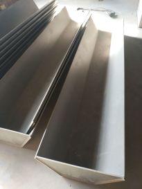 pp焊接水箱 食品级聚丙烯pp水槽 无毒无味聚丙烯pp塑料水箱板