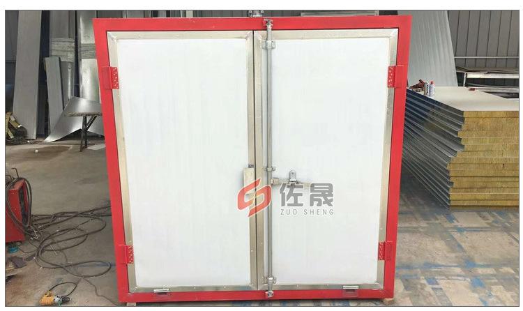 廠家銷售環保高溫烤漆房固化房 支持定制高溫烤漆房示例圖15
