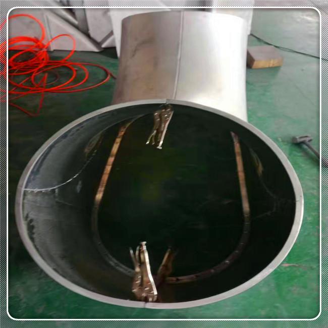 氟碳双曲铝单板的钣金应力消除法