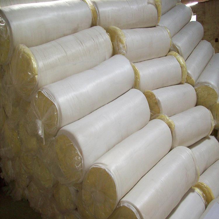 玻璃棉卷毡 铝箔玻璃棉卷毡 铝箔玻璃棉卷毡供应