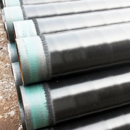 直埋式3pe防腐鋼管,氣代煤用3pe防腐燃氣管道,3pe加強防腐無縫管-河北天元集團