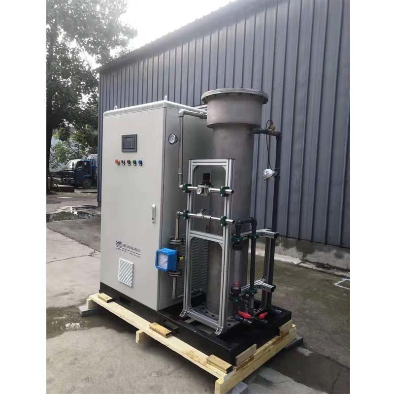 SDK-C-A-2KG臭氧發生器、中水處理臭氧發生器、水處理臭氧發生器--濟南思達科