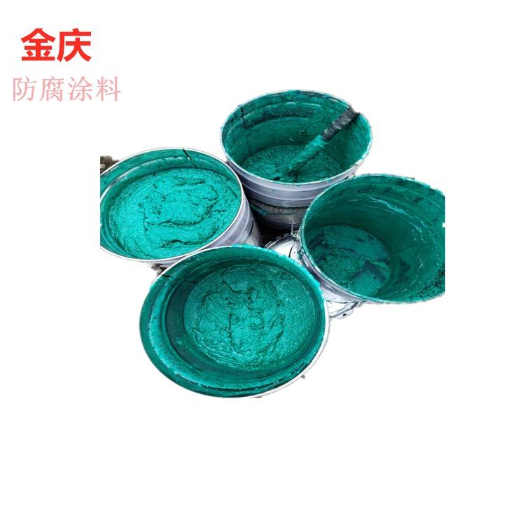 環氧樹脂玻璃鱗片膠泥  金慶新品發售 彩鋼翻新涂料 乙烯基酯玻璃鱗片膠泥