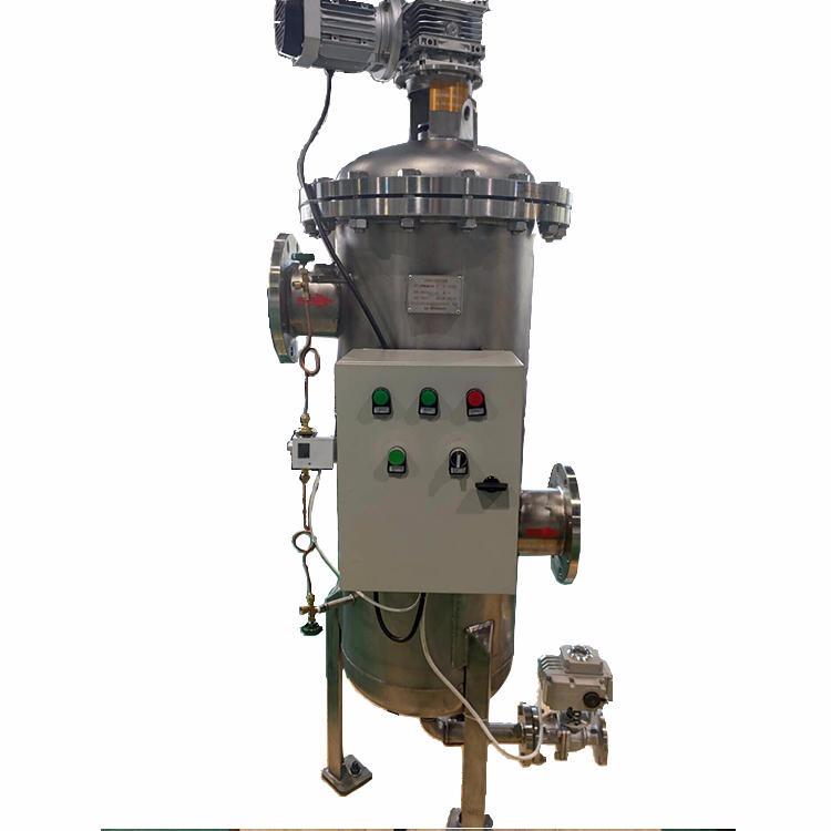 利菲尔特150立方/小时直通式自清洗过滤器厂家直销