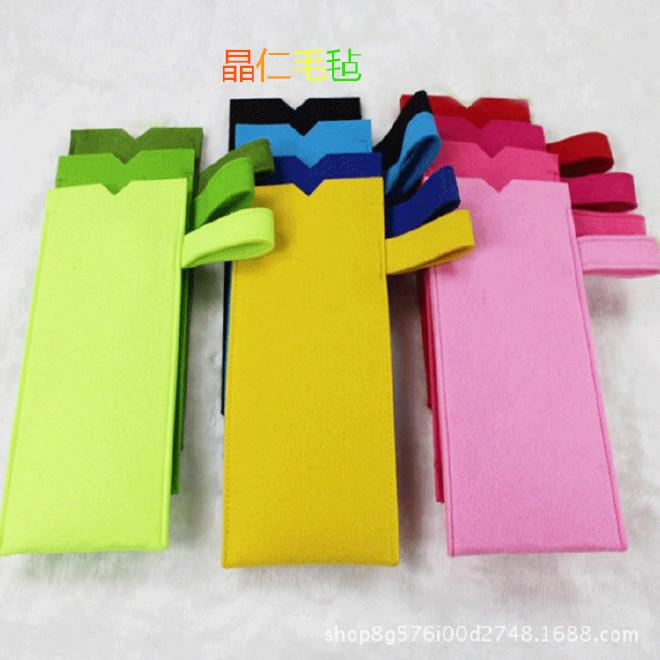 厂家直销毛毡吸水伞袋伞套款式新好收纳质量好时尚高端雨伞收纳袋示例图9