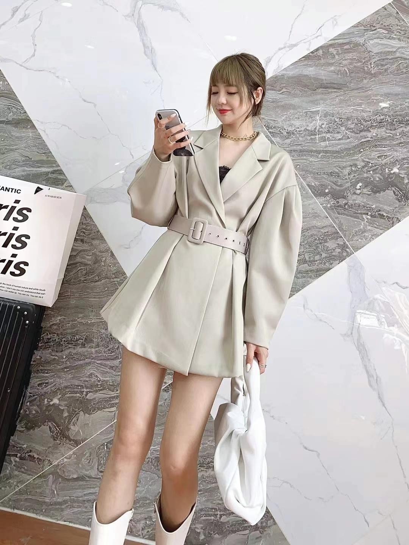 小西装mini直播间女装货源 品牌专柜撤柜21年夏季女装尾货 服装店进货拿货渠道示例图9