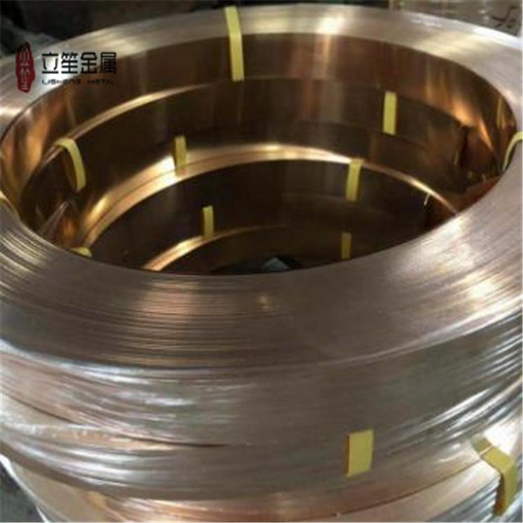 散热快铍青铜棒PS20 进口PS20铍铜棒大棒 电子电器用PS20电极铍铜棒示例图5