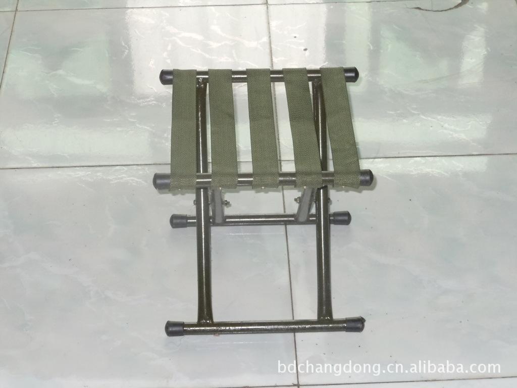 批发供应马扎 钢管马扎 凳子 加厚马扎 质量保证